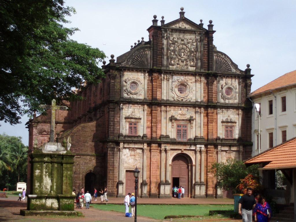 Basílica do Bom Jesus Goa